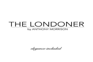 The Londoner by Anthony Morrison
